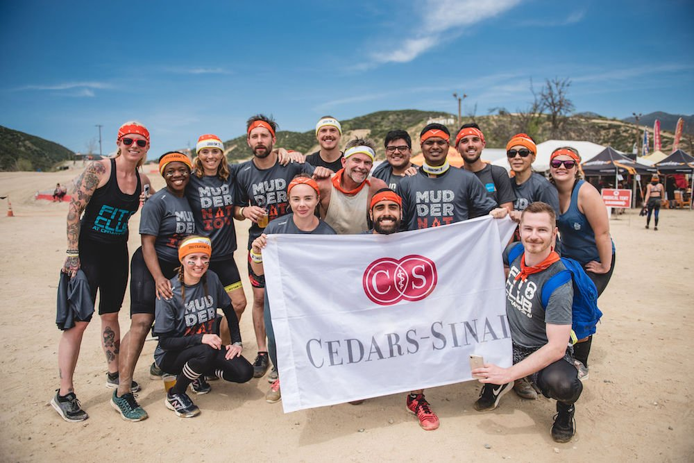 Fall 2019 Tough Mudder Training Program at Cedars-Sinai!